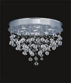 ceiling mount chandelier raindrop swarovski modern ceiling mount chandelier