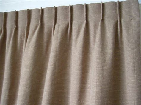 A Quick Guide to Drapery Pleat Styles   The Shade Company