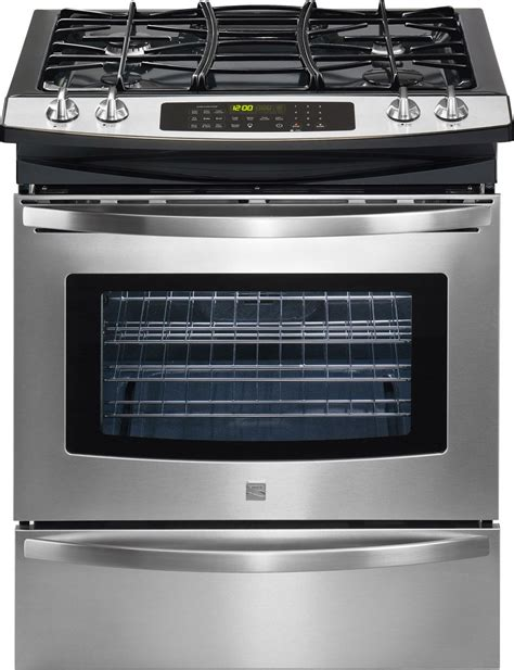 Kenmore Stove by Kenmore 36903 30 Quot Gas Self Clean Slide In Range With