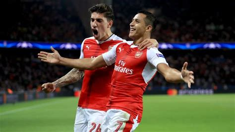 alexis sanchez ospina ospina keeps arsenal in the game and sanchez saves a point