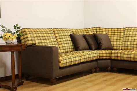 divani ad angolo in tessuto divano angolare in tessuto sfoderabile con angolo stondato