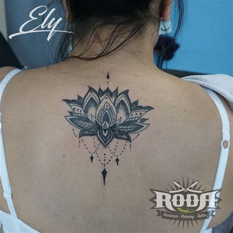 flor de loto tattoo tatuajes flor de loto tribal pictures to pin on