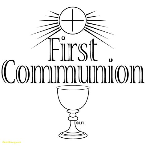 free templates for first communion banners beautiful first communion banner templates best templates