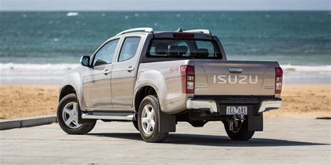 isuzu dmax 2016 2016 isuzu d max ls terrain 4x4 dual cab ute review