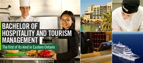 Mba In Tourism And Hospitality Management In Canada by Algonquin College Adds Bachelor Of Hospitality And Tourism