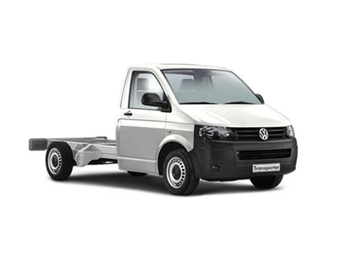 Volkswagen Cab For Sale by New Volkswagen Transporter Single Cab Chassis Light