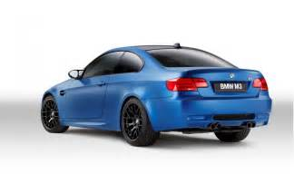 Bmw M3 2013 2013 Bmw M3 Coupe Frozen Limited Edition Models Launched