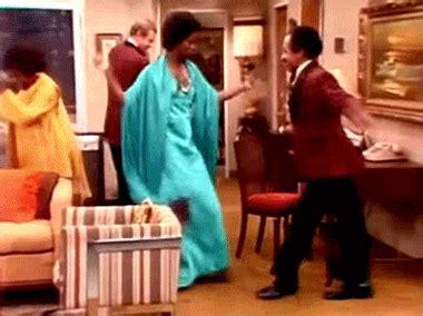 breakdown  george jefferson dance