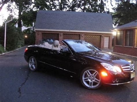 mercedes e350 for sale by owner buy used 2011 mercedes e350 convertible 2 door one