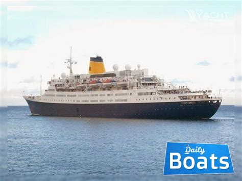 boat cruise prices cruise ship 561 passengers stock no s2125 for sale