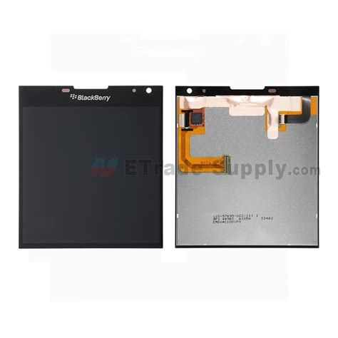 blackberry passport lcd digitizer touch screen assembly etrade supply