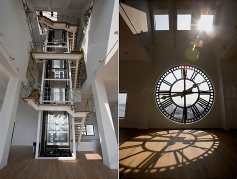 tower new york penthouse tower clock penthouse