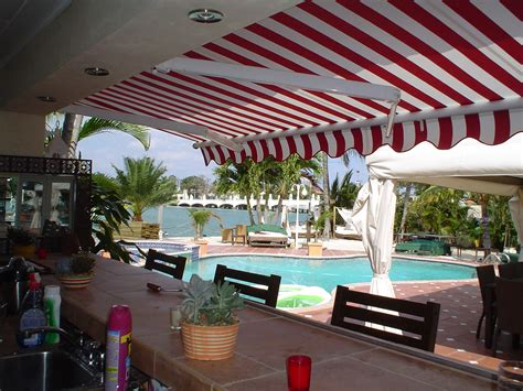 retractable awnings miami hugo awnings retractable fixed awnings patio windows