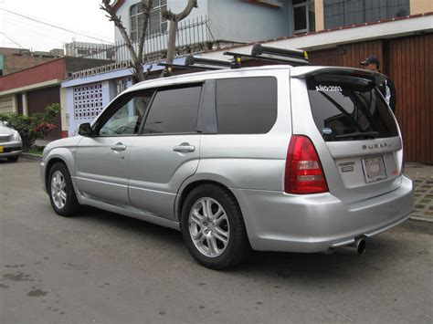 forester subaru 2003 2003 subaru forester cross sports related infomation