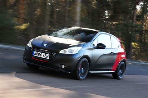 peugeot 208 gti 30th anniversary peugeot 208 gti 30th anniversary pictures auto express