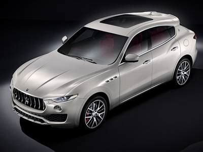 Build Your Maserati by Maserati Levante News And Reviews Motor1