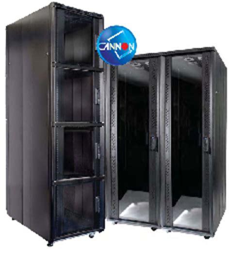 Cannon Racks cannon data server racks networking