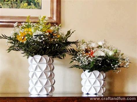vasi di carta come riciclare i cartoni dei cereali come fare un vaso
