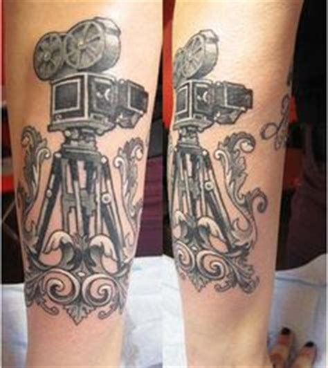 film strip tattoo by sarabil1 tattoos and
