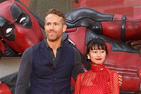 deadpool 2 carpet premiere and shiori kutsuna at the quot deadpool 2 quot japan
