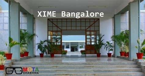 Xime Mba by Top Mba Colleges In Bangalore 2018 Fees Placements