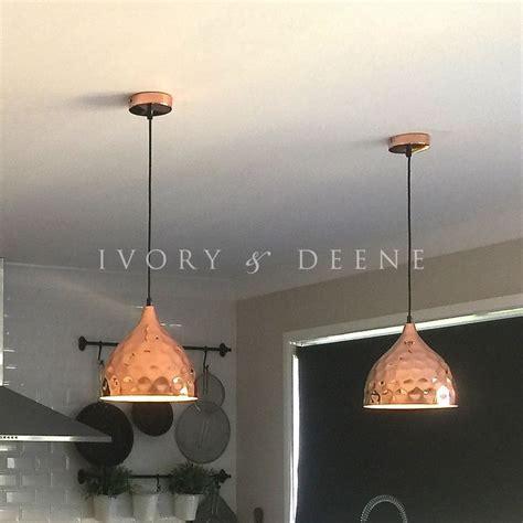 copper pendant lights kitchen best 25 copper pendant lights ideas on copper