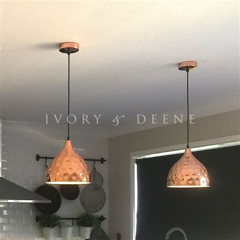 best 25 copper pendant lights ideas on