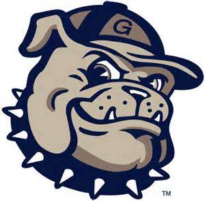 georgetown colors georgetown hoyas pres alternate logo iron on sticker heat