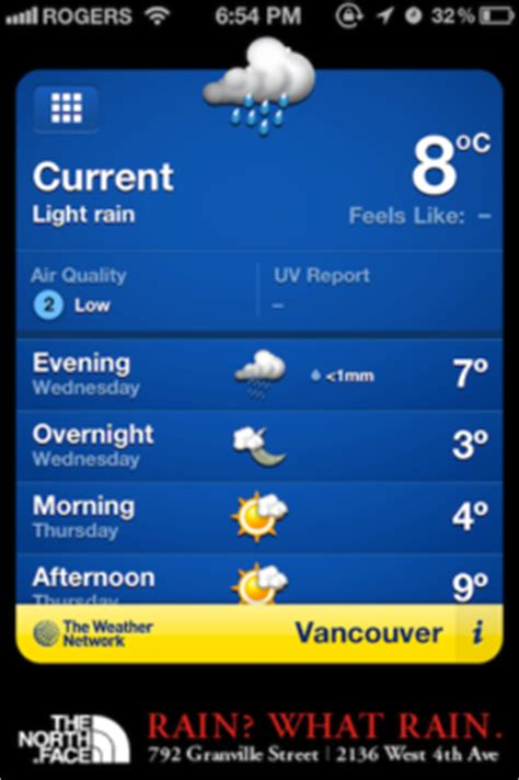weather forecast cities index the weather network the weather network app relaunches itself with new follow