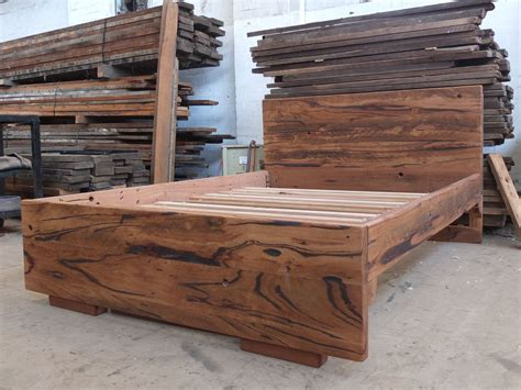 hardwood futon hardwood bed by tim denshire key handkrafted