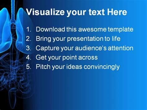 Powerpoint Templates Free Lungs Choice Image Powerpoint Lung Ppt Templates Free