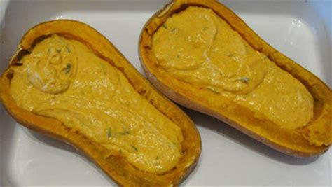 comment cuisiner la butternut courge butternut au paprika 192 la cr 200 me fraiche et 192 la