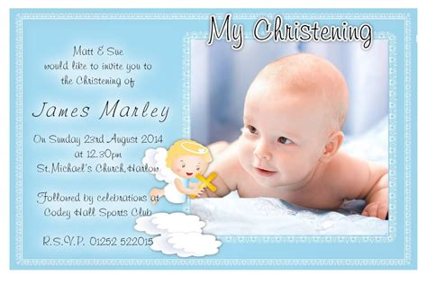 boy christening invitations template baptism invitation template baptism invitation blank