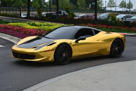 ferrari gold wallpaper black and gold ferrari 30 hd wallpaper hdblackwallpaper com
