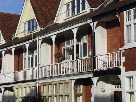 Domestic Architecture 1700 to 1960