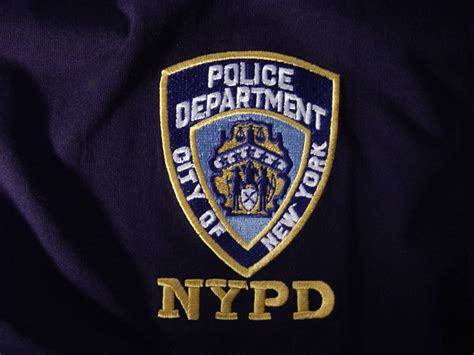 Baru Topi Import Logo Nypd nypd t shirt officially licensed by the new york city department ebay