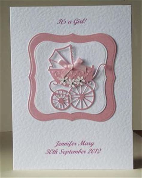 handmade personalised new baby cards jtcards co uk