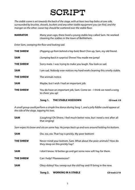 stage play script format template 19 september 2016 mr s lessons