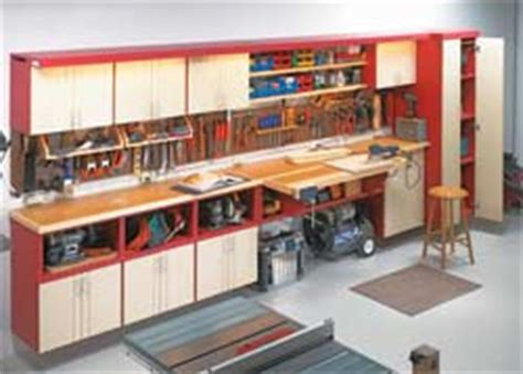 building garage cabinets woodworking plans  information