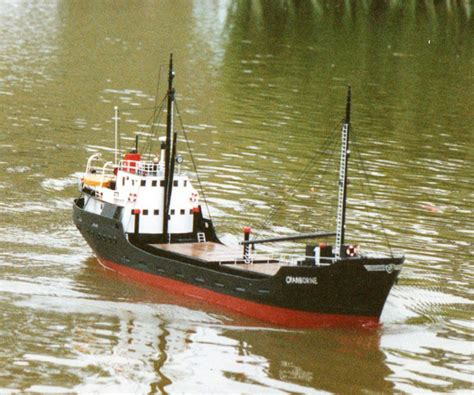 how to build a model boat from scratch cranborne