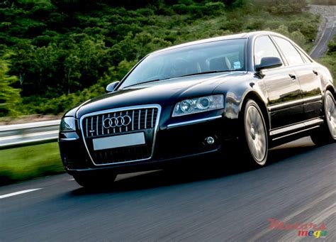 2006 Audi A8 For Sale by 2006 Audi A8 For Sale 995 000 Rs Grand Baie Mauritius