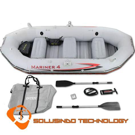 Harga Rubber Boat jual perahu karet rubber boat intex mariner 4 68376