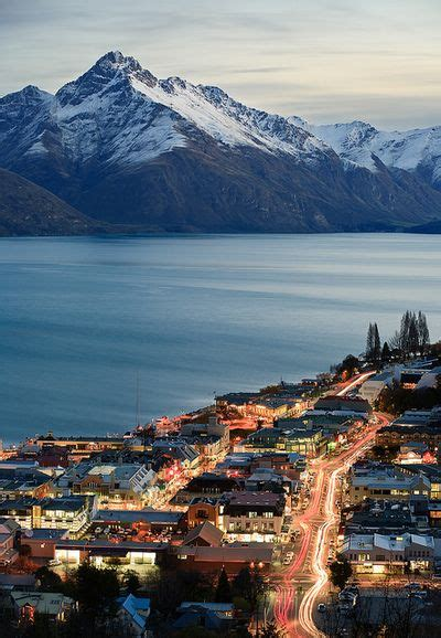 travel  beautiful places   zealand  wow style