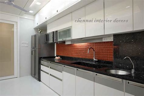 modular kitchan     chennai interior decors