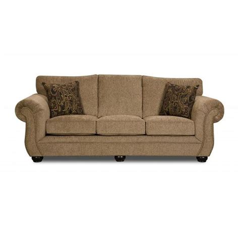 Sofa Melody made to order simmons upholstery melody bronze sofa free