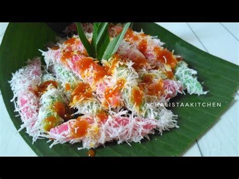 aneka resep kue tradisional jajanan pasar bisabo channel