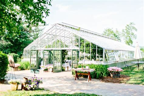 Greenhouse Wedding, Common Man Inn, Plymouth NH   Wedding