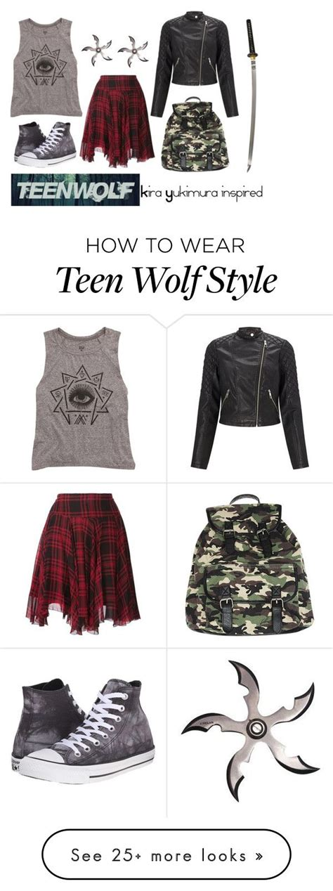 Breech Afc Pendorong Afc Costume quot yukimura inspired wolf quot by misscreepyashell on polyvore featuring converse