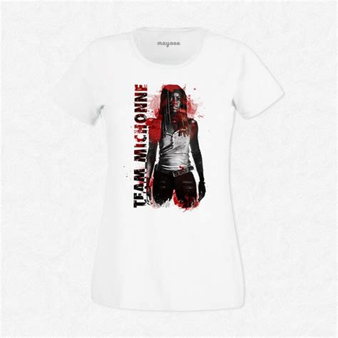 Tees The Walking Dead shirt femme walking dead