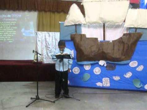predicacion de jonas youtube quot jonas quot es el tema de la predicaci 243 n en el culto de ni 241 os